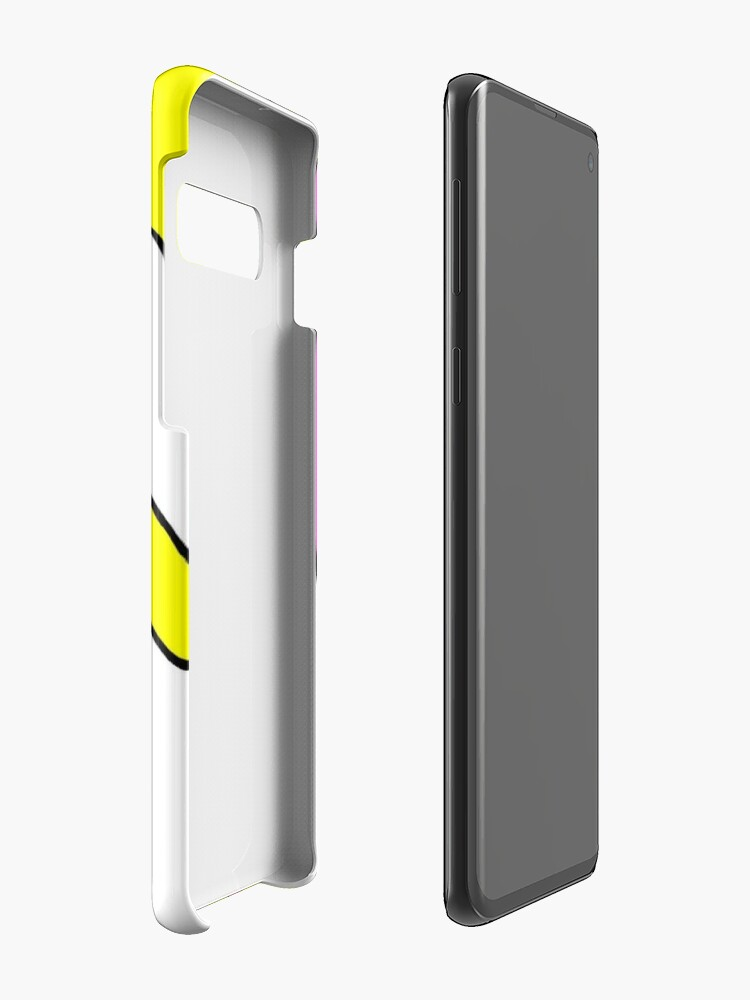 Alternate view of Best Foot Forward Case & Skin for Samsung Galaxy