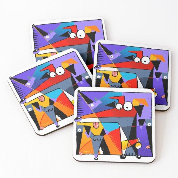 Derpism Coasters (Set of 4)