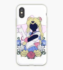 Sailor De La Lune iPhone Case