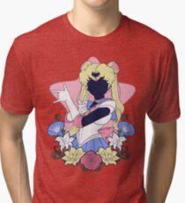 Sailor De La Lune Tri-blend T-Shirt