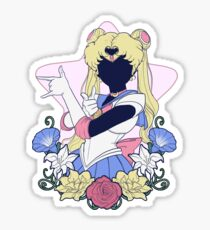 Sailor De La Lune Sticker