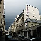 Paris Storm by Marcia Luly