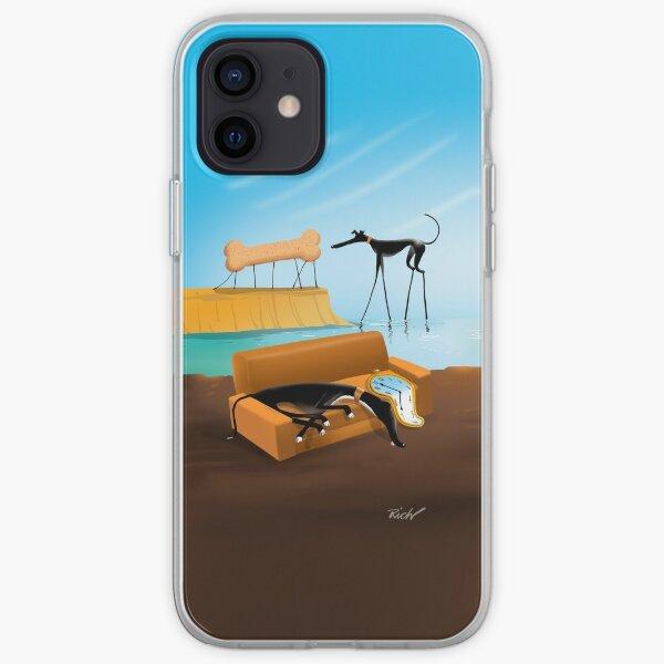 Greylvador Dali iPhone Soft Case