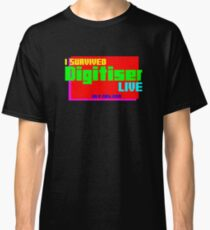 I Survived Digitiser Live Classic T-Shirt