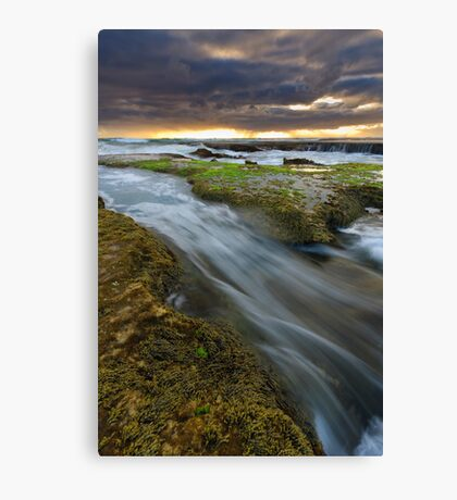 Slip 'n Slide Canvas Print