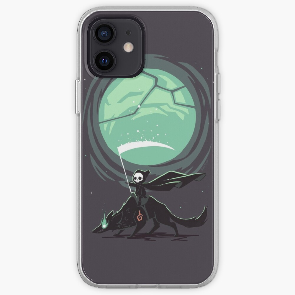 Little Reaper iPhone Case & Cover