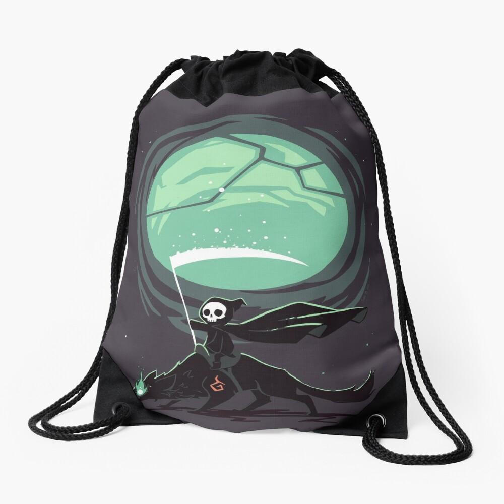 Little Reaper Drawstring Bag