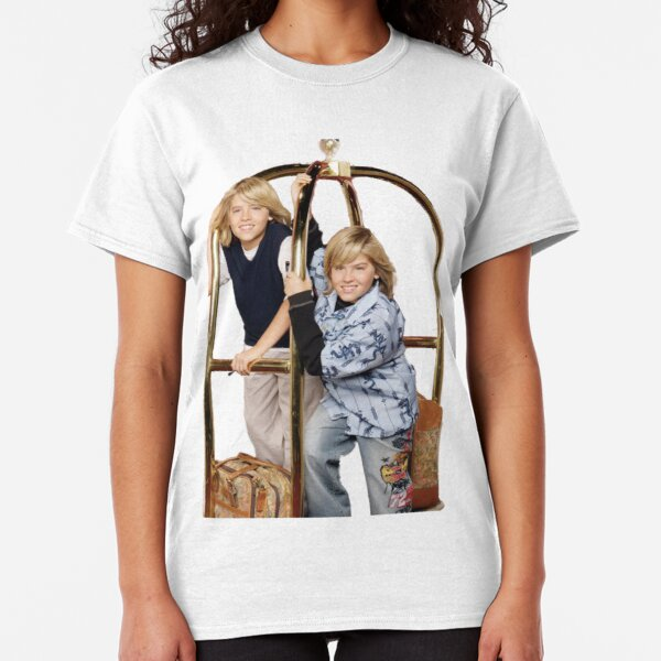 The bad boys Zack and Cody  Classic T-Shirt