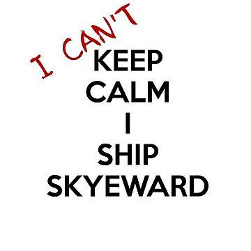 Skyeward by MarvelNerds