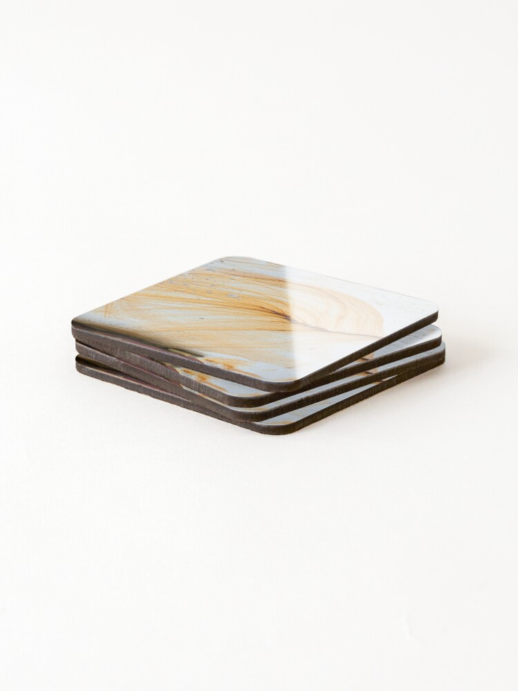 Alternate view of Beautiful old stone patterns Coasters (Set of 4)