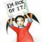 Sick Of It by Nicholas  Beckett