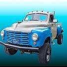 1952 Studebaker 2R6-12 4x4 Pickup by Bryan D. Spellman