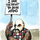 Bear Arms by Nicholas  Beckett