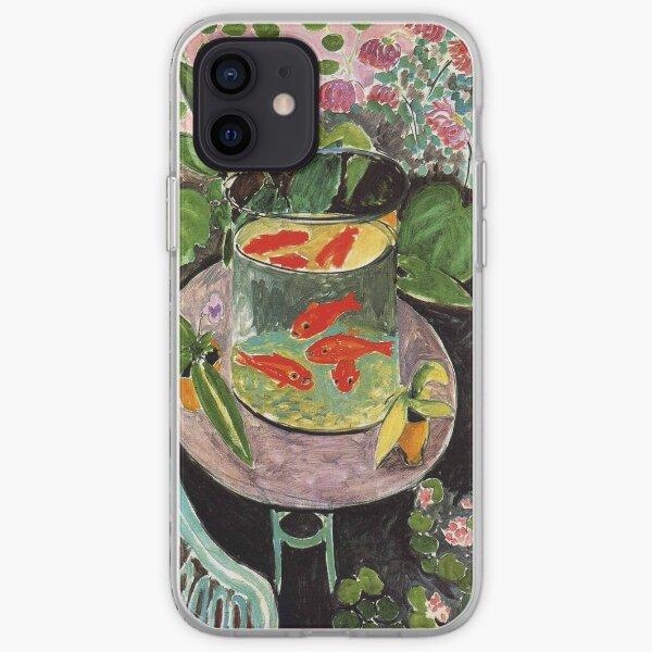 Henri Matisse Goldfish 1911, Goldfishes Artwork, Men, Women, Youth iPhone Soft Case
