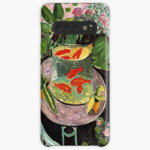 Henri Matisse Goldfish 1911, Goldfishes Artwork, Men, Women, Youth Samsung Galaxy Snap Case