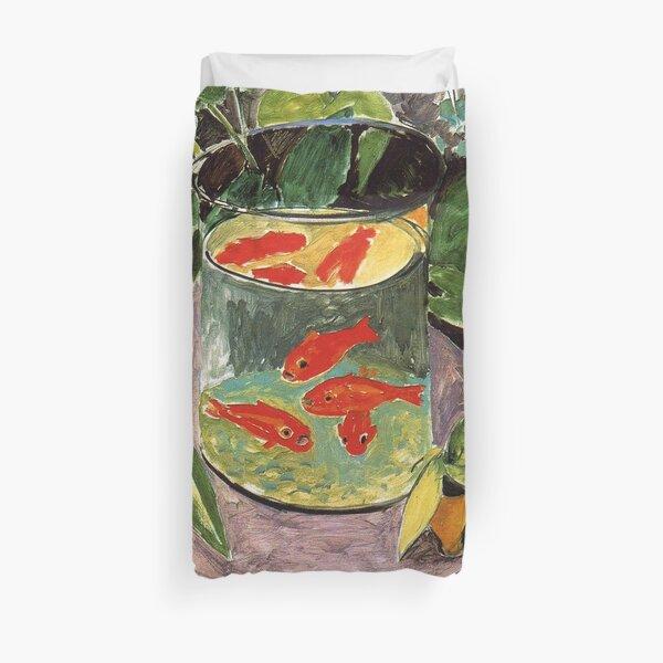 Henri Matisse Goldfish 1911, Goldfishes Artwork, Men, Women, Youth Duvet Cover