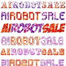 AIROBOTSALE 3 by FREE T-Shirts