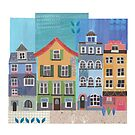 little bavarian town by jacqui-grace