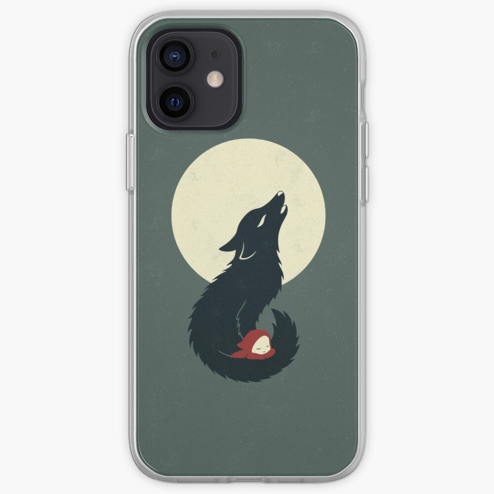 Little Red Riding Hood iPhone Case & Cover