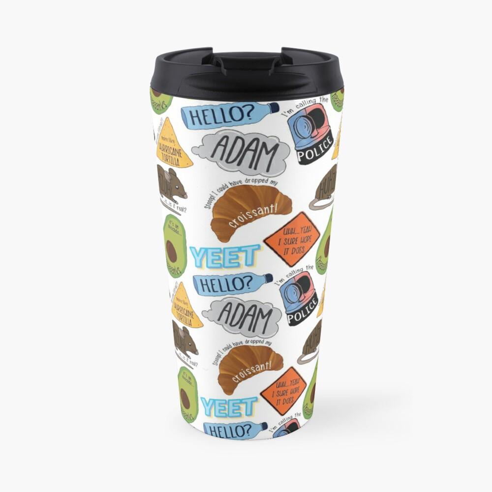 Ultimate Vine Reference Pack Travel Mug