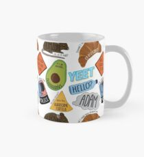 Ultimate Vine Reference Pack Classic Mug