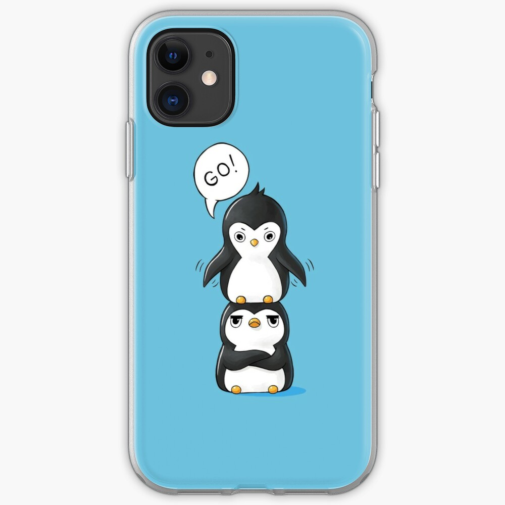 Penguins iPhone Case & Cover