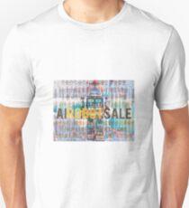 AIROBOTSALE 6D Unisex T-Shirt