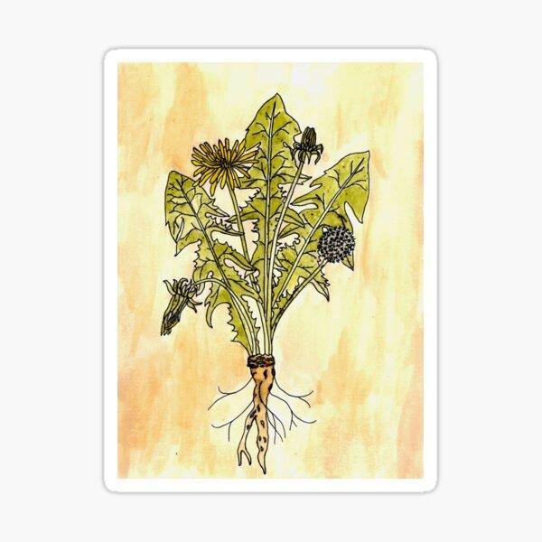 Dandelion Spirit Sticker