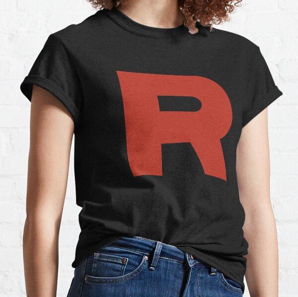 Logo de l'équipe Rocket T-shirt classique