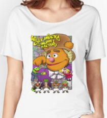 Willy Wocka and the Muppet Factory Women's Relaxed Fit T-Shirt