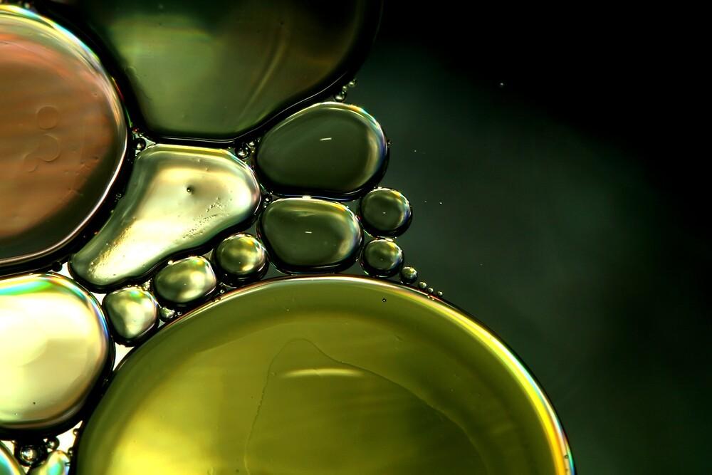 Liquid Metal by Sharon Johnstone