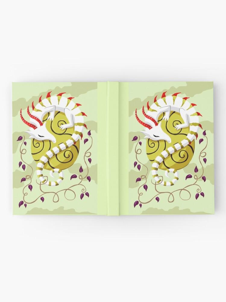 Alternate view of Dragon Egg Hardcover Journal