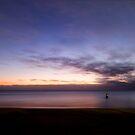Sunset, Cottesloe Beach, W.A.  by Sandra Chung