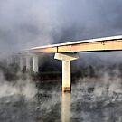 Bridge on the Tennessee River by Edward Myers