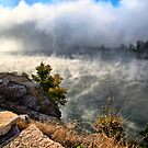 Mist on the River by Edward Myers