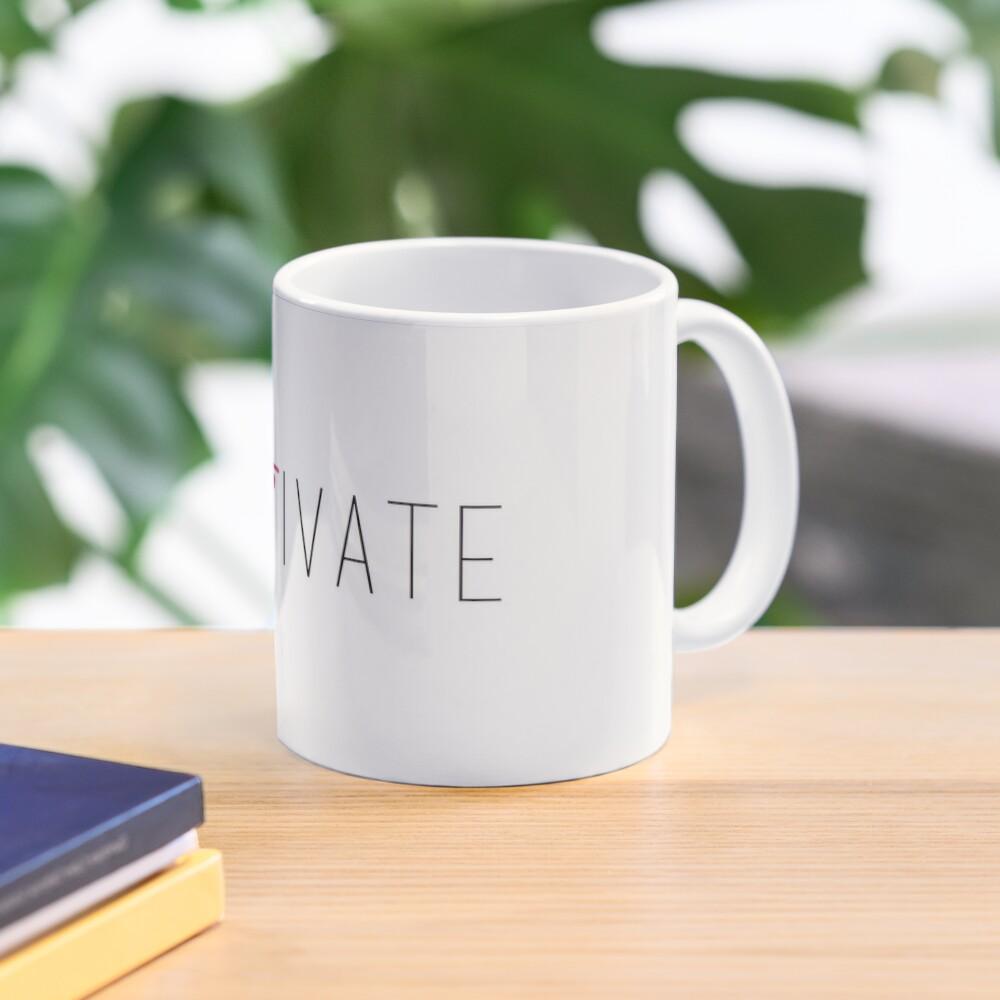 Motivate- Occupational Therapy Mug