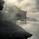 Fishing in the Fog by Edward Myers
