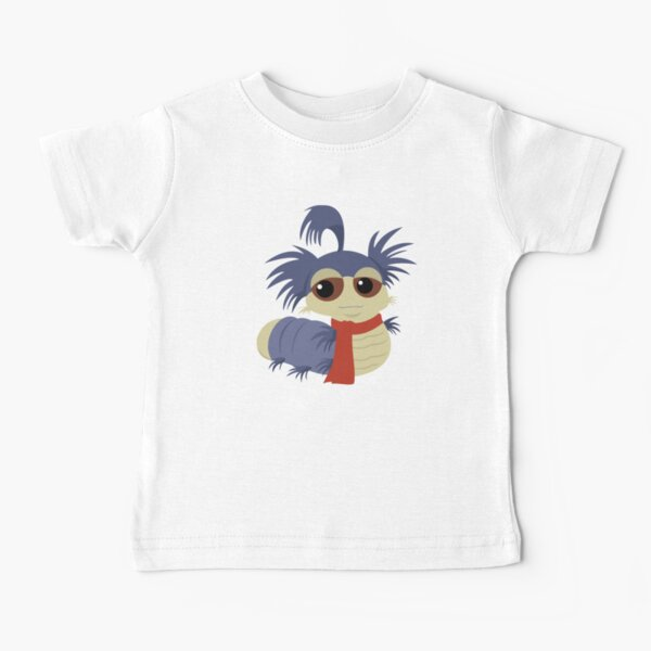 Allo! The Worm - Labyrinth Baby T-Shirt