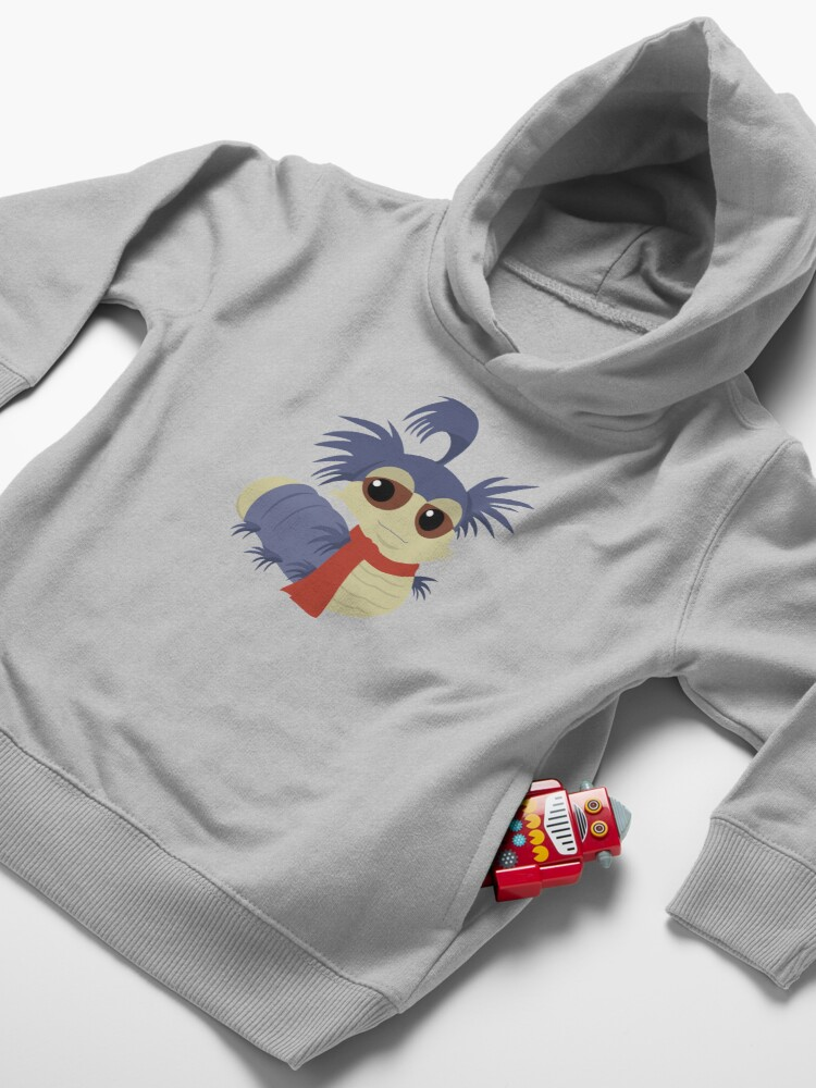 Alternate view of Allo! The Worm - Labyrinth Toddler Pullover Hoodie