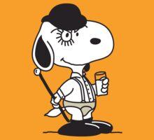 Snoopy DeLarge (A Clockwork Beagle)