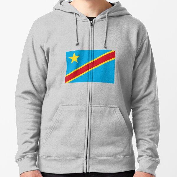 Congo Football Souvenir Flag Of DRC Leopards Proud Congolese Sweatshirt