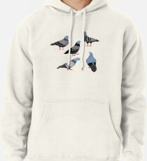 Design 33 - Die Tauben Hoodie