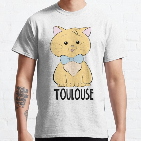 Toulouse, Meow Classic T-Shirt