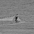 Fisherman by Sandra Guzman