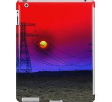 Electric Sunset iPad Case/Skin