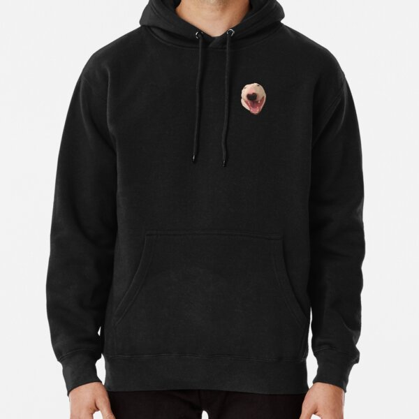 @PupperNelson: Scream Face Pullover Hoodie