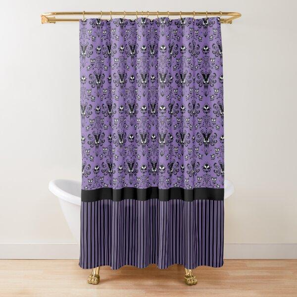 999 Happy Servants Shower Curtain