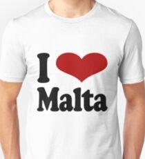 I <3 Malta Unisex T-Shirt
