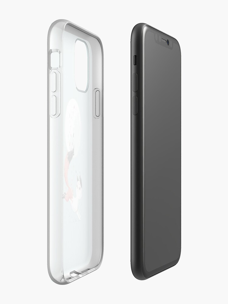 Alternate view of Shedding iPhone Case & Cover