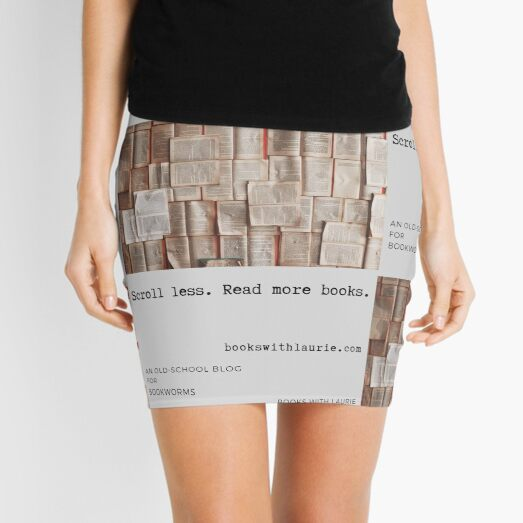 Books With Laurie (bookswithlaurie.com) Mini Skirt